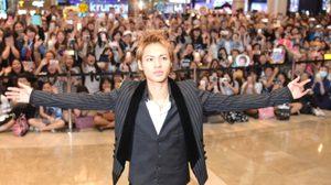 อุเอดะ KAT-TUN นำทีมเยือนไทย! แฟนคลับล้น J Series Festival 2017