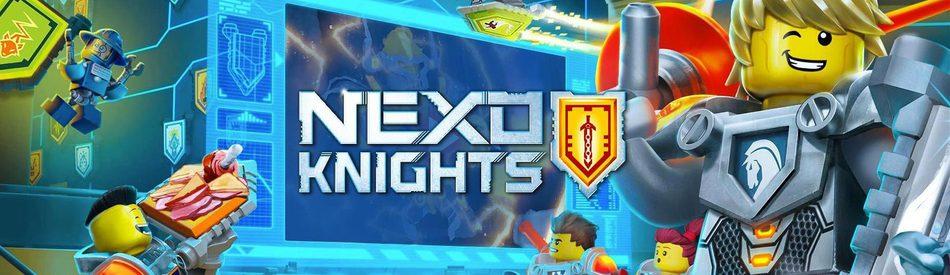 LEGO Nexo Knights มหัศจรรย์อัศวินเลโก้ ปี 3
