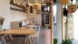 จิบกาแฟสร้างแรงบันดาลใจ @Hobbyist Café