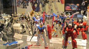 ภาพบรรยากาศงาน Gunpla Open Gallery in Osaka ตะลึ่ง กล่องกันพลา ขนาดยักษ์ 8.3 เมตร