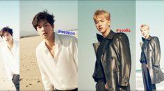 """ไม่รู้จะเลือกใคร? """"จงฮยอน VS จองชิน"""" พี่รอง-น้องเล็ก CNBLUE บุกไทยแบบแพ็คคู่!"""