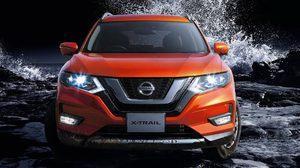 Nissan X-Trail Minor Change เปิดผ้าคลุมในตลาดญี่ปุ่น ราคาเริ่มต้นที่ 678,607 บาท