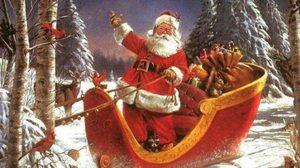 ซานตาครอส แจกของให้เด็กๆได้ยังไง ภายในเวลาหนึ่งคืน?