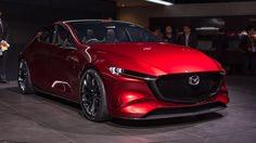 Mazda Kai รถยนต์ตัว Concept เปิดแล้วตัวที่ Tokyo Motor Show 2017