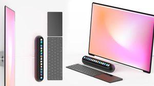 ใหม่ !! ภาพคอนเซปต์ Mac mini  มาพร้อม touch Bar และรองรับ Face ID