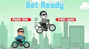 เกมส์นก Flappy PSY สุดฮา
