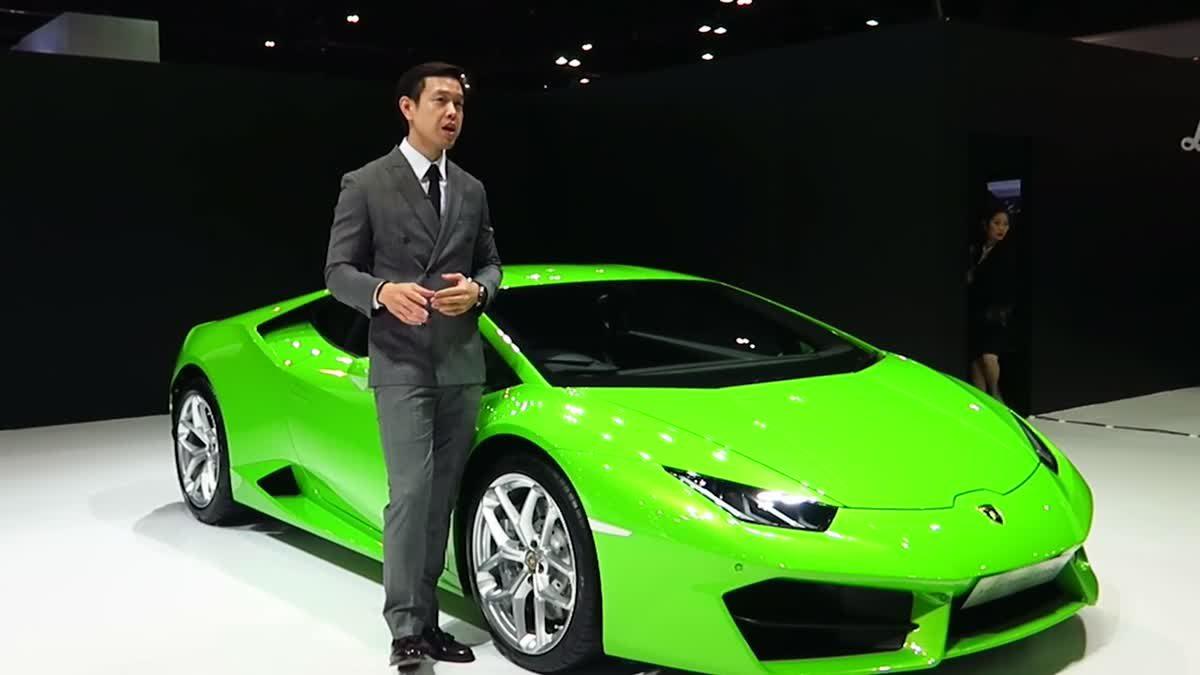 [Eng Sub] ยลโฉม Lamborghini Huracán Perfomante และ McLaren 720S