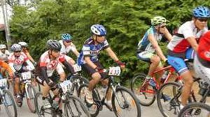 การแข่งขันจักรยานเสือภูเขา เขื่อนป่าสัก ECO MOUNTAIN BIKE ครั้งที่ 1