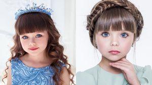 นึกว่าตุ๊กตา! อนาสตาเซีย เด็กรัสเซีย วัย 6 ขวบ ที่สวยที่สุดในโลก
