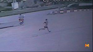 วงจรปิดจับภาพเด็ก12วิ่งเข้าห้องน้ำลำพังก่อนพบเป็นศพผูกคอตาย