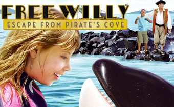 Free Willy 4 : Escape from Pirate's Cove ฟรี วิลลี่ เพื่อเพื่อนด้วยหัวใจอันยิ่งใหญ่