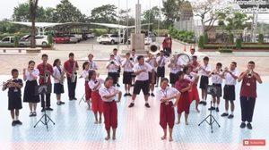วงโยปานามา กับนาฏศิลป์แด๊นซ์ แบบเด็กไทย