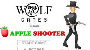 เกมส์ Appleshooter ฝึกความแม่นในการยิง