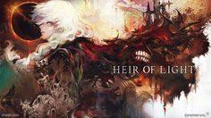มารู้จักเกมมือถือ Heir of Light เกม collective rpg กู้โลกสายดาร์ค