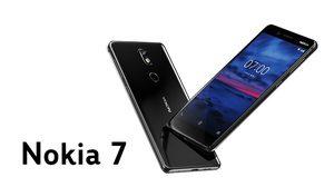 เปิดตัว Nokia 7 กล้องสุดล้ำมาพร้อม Bothie และสแกนลายนิ้วมือ