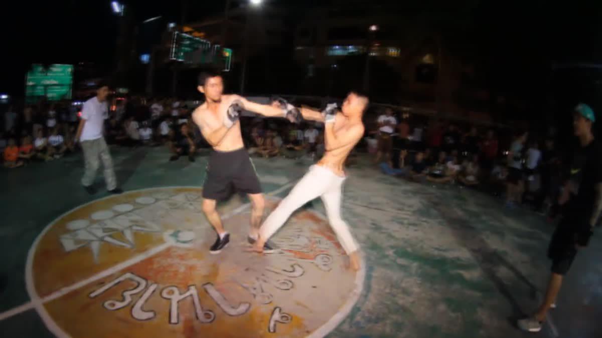 Fight Club Thailand ริค x สอง คู่ที่ 30