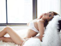 นัท ณภัชชา สาวหน้าคมกับความเซ็กซี่ที่ไม่ธรรมดาใน Playboy