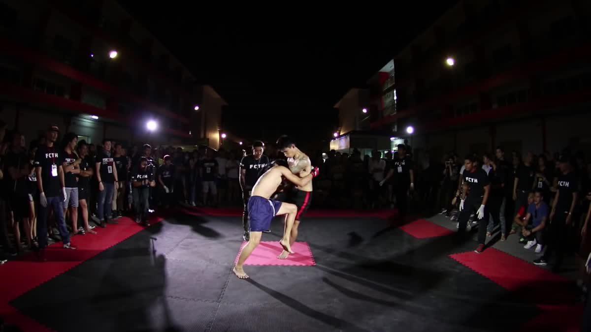 Fight Club Thailand วันสำคัญ ฤทธิ์ เบอรี่ x ดาบจืด คู่ที่ 137