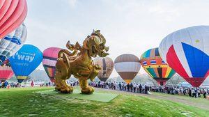 หวานได้ใจ! บอกรักลอยฟ้า กับเทศกาลบอลลูนยิ่งใหญ่สุดในอาเซียน ณ สิงห์ปาร์ค เชียงราย