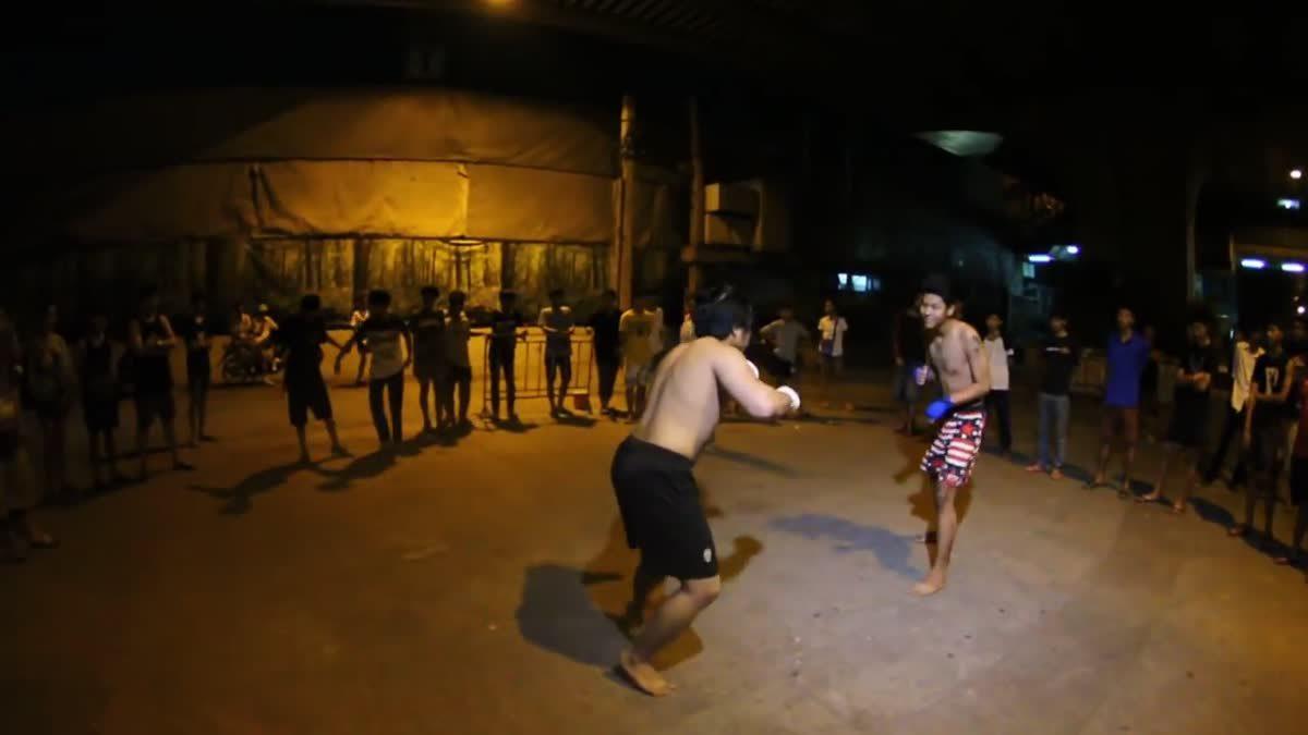 Fight Club Thailand ต่อ x ชิน คู่ที่ 6