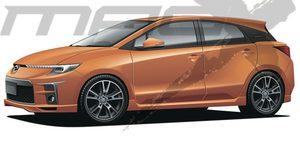 Toyota ยกเลิกชื่อรุ่น Toyota Auris หันมาใช้ Toyota Corolla Hatchback  สำหรับ Corolla เจนใหม่