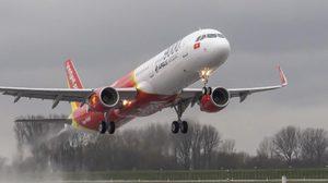 สายการบินเวียตเจ็ท ขยายเส้นทางการบินระหว่างประเทศ เชื่อม โฮจิมินห์ สู่ กัวลาลัมเปอร์ และ ไถหนัน