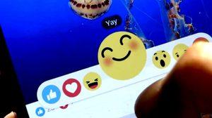 Facebook เปิดตัว Reactions ปุ่มไลค์ใหม่ บอกอารมณ์ได้มากกว่า ชอบ