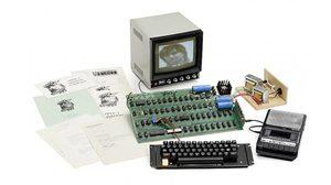 คอมพิวเตอร์แอปเปิ้ลเครื่องแรกของโลก