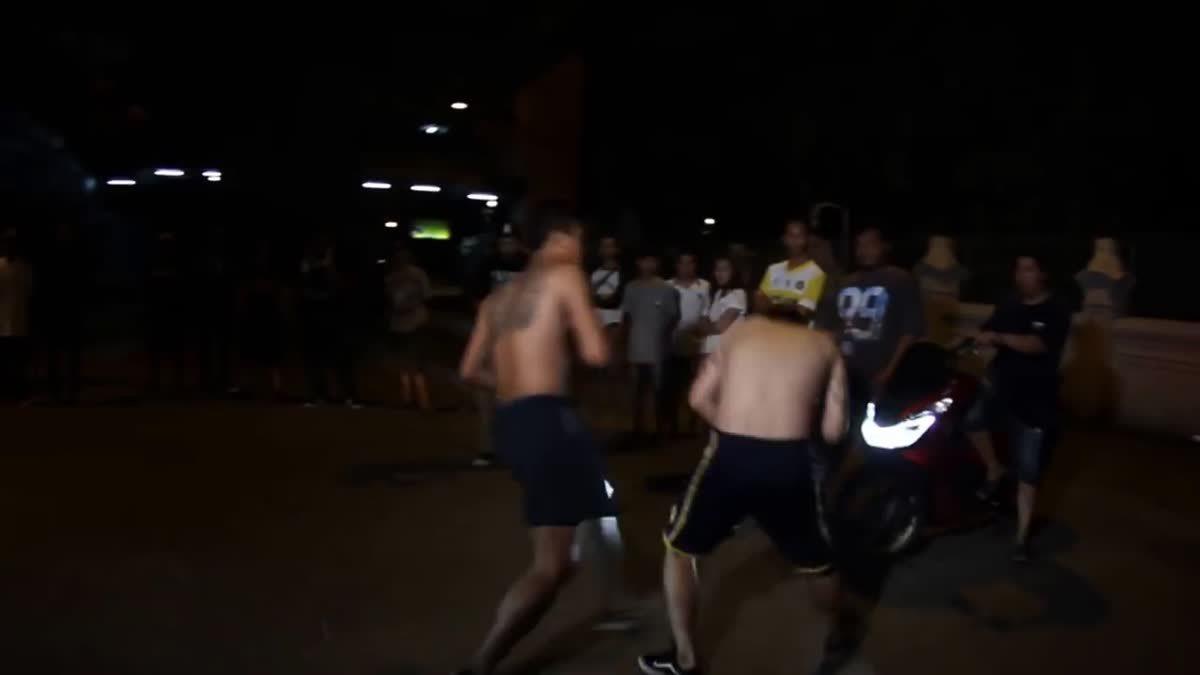 Fight Club Thailand บาส x ริก คู่ที่ 9