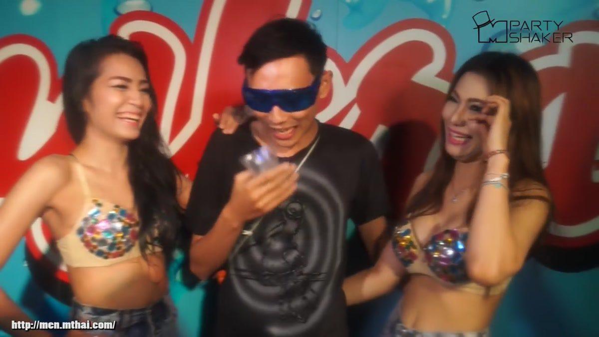 The Pimp ปาร์ตี้โฟม Wet Party 2558 เซ็กซี่ชื่นใจชุ่มฉ่ำ : Party Shaker