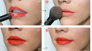 How to ทาลิปสติก ให้สีสวยแน่น สะใจ!