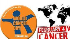 วันมะเร็งโลก 4 กุมภาพันธ์ World Cancer Day