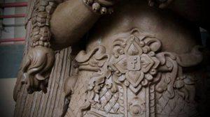 โลโก้โซเชียล โผล่ ครุฑ งานพระบรมศพฯ ด้านอธิบดีกรมศิลป์สั่งถอดด่วน!!