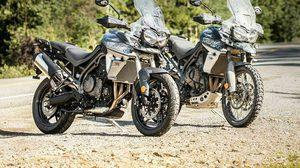 Triumph Motorcycles เปิดราคา TIGER 800 XRT และ TIGER 800 XCA โฉมใหม่ล่าสุดอย่างเป็นทางการในไทย