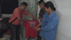 'ศรีวราห์' นำทีมเข้ายึดระเบิดเครือข่ายแดงฮาร์ดคอ กลางคอนโดเมืองทองธานี