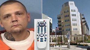 ศาลสหรัฐสั่งคุกหนุ่มมะกัน 22 ปี ข้อหาขโมยรีโมททีวี !!