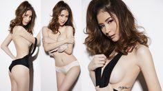 ที่สุดของความเซ็กซี่!! แตงกวา ธัญญรัตน์ บนนิตยสาร Playboy เดือนธันวาคม