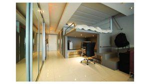 เตียงนอนชั้นลอย ไอเดียการจัดห้องนอนแบบ Duplex สำหรับบ้านที่มีพื้นที่น้อย