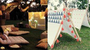 10 ไอเดีย D.I.Y สร้าง พื้นที่พักผ่อน กลางแจ้ง ภายในบ้านแบบง่ายๆ รับซัมเมอร์