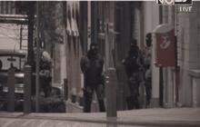 ปฏิบัติการจู่โจมผู้ต้องสงสัยก่อการร้ายในเบลเยี่ยม