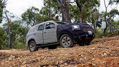Chevrolet ทดสอบแชสซีส์ พัฒนา Trailblazer รองรับการขับขี่ได้ทุกรูปแบบ