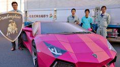 รถโมเดล Lamborghini ทำจากกระดาษทั้งคัน มันใช่ มันสวย อยากได้!!!