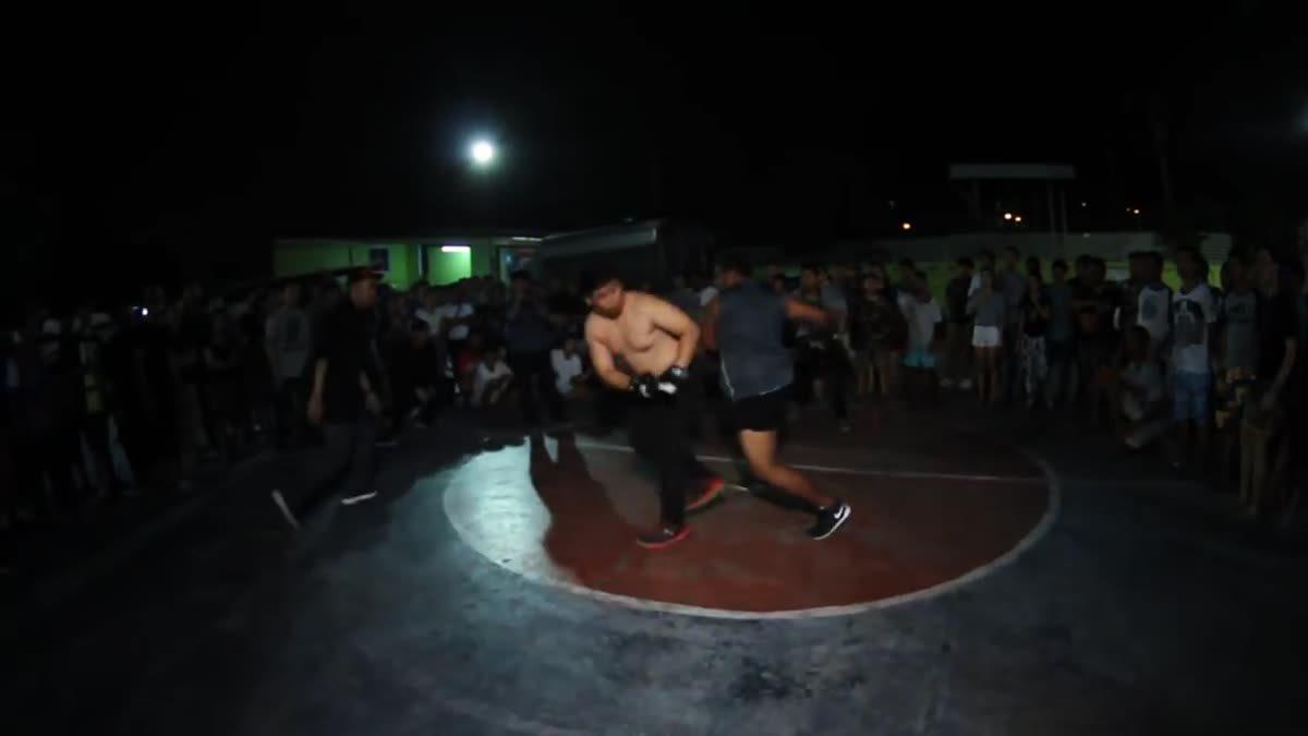 Fight Club Thailand ดิว x ช็อป คู่ที่ 17