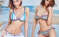 โกโก้ The Face กับ First time bikini ที่ร้อนแรงจนพระอาทิตย์ยังเขินอาย