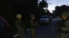 เผยรายชื่อผู้บาดเจ็บ 5 คน จากเหตุคนร้าย ยิงปืนใส่รถบัสทหารที่ปัตตานี