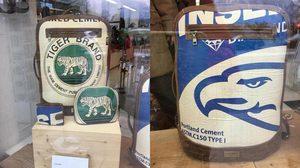 แบรนด์กระเป๋าถุงปูนไทย ไปดังไกลถึงเมืองนอก ใบละ 15,000