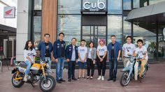 AP Honda สยายปีกรุกตลาดภูธรภาคอิสานเปิดตัว CUB House แห่งที่ 2 ที่ จ.อุดรธานี