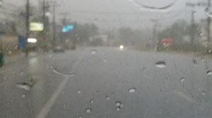 อุตุฯ ประกาศเตือนฉบับ12 'พายุปาข่า' ทำไทยฝนตกหนัก