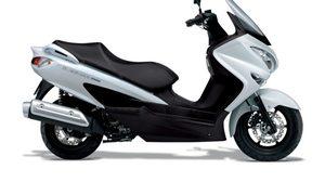 Suzuki จดสิทธิบัตร สกู๊ตเตอร์ขับเคลื่อนสองล้อ คันแรกของโลก