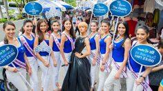 มั่นได้อีก!!! ม๊าเดี่ยว ปะทะ สาวงาม Miss International Thailand 2016